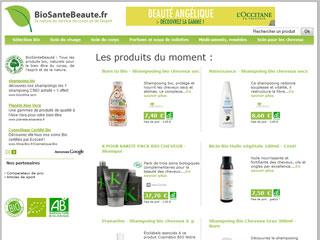 site Bio Santé Beauté